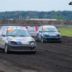 #603 Piotr Budzyński #601 Łukasz Grzybowski | SC Cup | Rallycross Toruń 2019