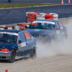 #522 Leszek Pawlak #520 Patryk Stacewicz | RWD Cup | Rallycross Słomczyn 2019