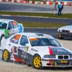 #509 Gigi #510 Wojciech Topolewski #517 Karol Wyka | RWD Cup | Rallycross Słomczyn 2019