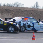 #504 Andrzej Skrzek #507 Paweł Konecki #501 Łukasz Światowski | RWD Cup | Rallycross Słomczyn 2019