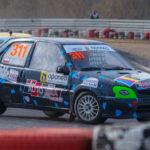 #311 Łukasz Kulesza #202 Jakub Iwanek | SuperNational | Rallycross Słomczyn 2019
