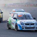 #301 RafałBerdys #404 Damian Litwinowicz #403 Halk | SuperNational | Rallycross Słomczyn 2019
