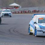 #105 Łukasz Osmański #101 Piotr Czekański | SuperCars | Rallycross Słomczyn 2019