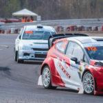 #112 Mariusz Nowocień #106 Mariusz Szczepański #108 Bartosz Idźkowski | SuperCars | Rallycross Słomczyn 2019