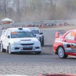 #109 Robert Czarnecki #108 Bartosz Idźkowski | SuperCars | Rallycross Słomczyn 2019