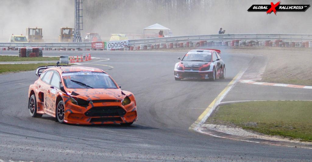 #51 Marcin Wicik #6 Maciej Cywiński | SuperCars | Rallycross Słomczyn 2019