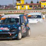 #601 Łukasz Grzybowski #602 Szymon Jabłoński | SC Cup | Rallycross Słomczyn 2019
