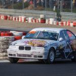 #555 Beata Borowicz | RWD Cup | Rallycross Słomczyn 2019