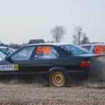 #509 Gigi #519 Jacek Lepianka #521 Jarosław Frydrych | RWD Cup | Rallycross Słomczyn 2019
