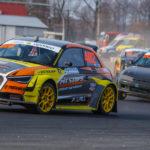 #402 Łukasz Zoll #204 Tomasz Łoza | SuperNational | Rallycross Słomczyn 2019