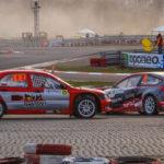 #6 Maciej Cywiński #109 Robert Czarnecki | SuperCars | Rallycross Słomczyn 2019