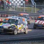 #603 Piotr Budzyński #619 Michał Wrzosek #626 Krzysztof Mencel | SC Cup | Rallycross Słomczyn 2019