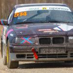#514 Marcin Mrozewski | RWD Cup | Rallycross Słomczyn 2019