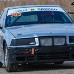 #505 Wiktor Mączkowski | RWD Cup | Rallycross Słomczyn 2019