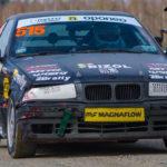#515 Konrad Osienko | RWD Cup | Rallycross Słomczyn 2019