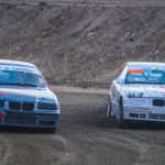#524 Dariusz Krupa #555 Beata Borowicz | RWD Cup | Rallycross Słomczyn 2019