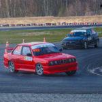 #412 Wojciech Trala #215 Piotr Czapski | SuperNational | Rallycross Słomczyn 2019