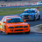 #212 Uldis Valters #408 Michał Kuna | SuperNational | Rallycross Słomczyn 2019