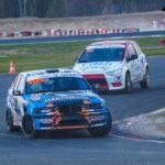 #408 Michał Kuna #303 Michał Kruszyński | SuperNational | Rallycross Słomczyn 2019