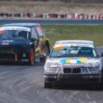 #407 Daniel Krzysiak #312 Krists Valters | SuperNational | Rallycross Słomczyn 2019