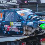 #311 Łukasz Kulesza | SuperNational | Rallycross Słomczyn 2019