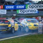 #404 Damian Litwinowicz #222 Łukasz Tyszkiewicz | SuperNational | Rallycross Słomczyn 2019