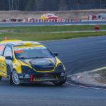 #404 Damian Litwinowicz #204 Tomasz Łoza | SuperNational | Rallycross Słomczyn 2019