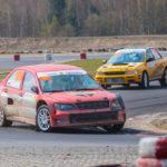 #109 Robert Czarnecki #102 Maciej Palczewski | SuperCars | Rallycross Słomczyn 2019