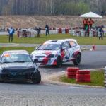 #204 Tomasz Łoza #233 Robert Dąbrowski | SuperNational | Rallycross Słomczyn 2019