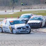 #506 Jerzy Bieńkowski #501 Łukasz Światowski #521 Jarosław Frydrych | RWD Cup | Rallycross Słomczyn 2019