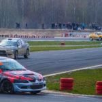 #101 Piotr Czekański #111 Maciej Manejkowski #103 Paweł Żeromiński | SuperCars | Rallycross Słomczyn 2019