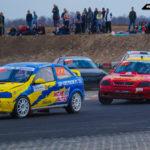 #222 Łukasz Tyszkiewicz #202 Jakub Iwanek | SuperNational | Rallycross Słomczyn 2019