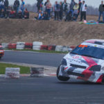 #233 Robert Dąbrowski #202 Jakub Iwanek | SuperNational | Rallycross Słomczyn 2019