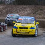 #222 Łukasz Tyszkiewicz #204 Tomasz Łoza | SuperNational | Rallycross Słomczyn 2019