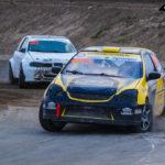 #404 Damian Litwinowicz #411 Michał Genstwa | SuperNational | Rallycross Słomczyn 2019
