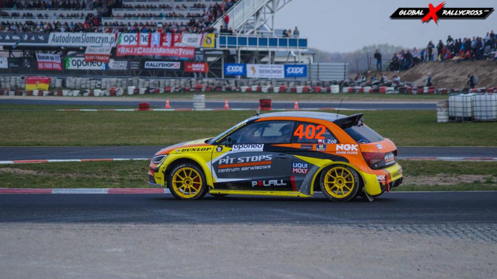 Łukasz Zoll - Audi A1 SuperNational
