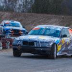 #407 Daniel Krzysiak #408 Michał Kuna | SuperNational | Rallycross Słomczyn 2019