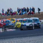 #603 Piotr Budzyński #601 Łukasz Grzybowski #628 Karol Kołpak #626 Krzysztof Mencel | SC Cup | Rallycross Słomczyn 2019