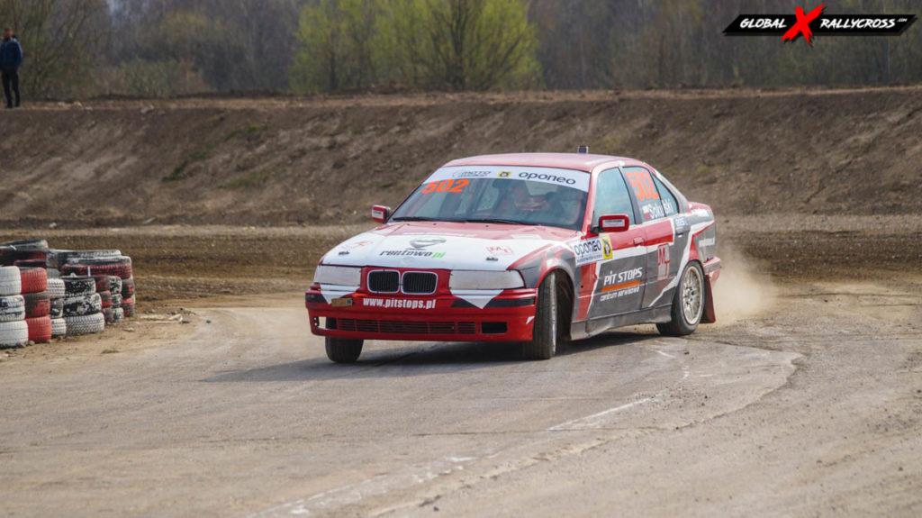 Autodrom Słomczyn Rallycross BMW