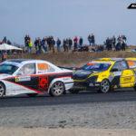 #403 Halk #404 Damian Litwinowicz #411 Michał Genstwa | SuperNational | Rallycross Słomczyn 2019