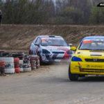 #222 Łukasz Tyszkiewicz #233 Robert Dąbrowski #204 Tomasz Łoza | SuperNational | Rallycross Słomczyn 2019