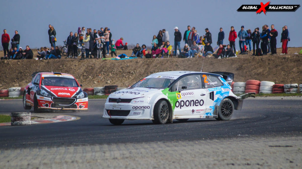 Peugeot 208 WRX vs Volkswagen Polo RX