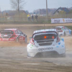 #2 Marcin Gagacki #1 Tomasz Kuchar #4 Dariusz Topolewski | SuperCars | Rallycross Słomczyn 2019