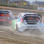 #6 Maciej Cywiński #4 Dariusz Topolewski | SuperCars | Rallycross Słomczyn 2019