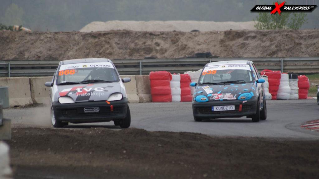 Seicento Cup - Oponeo Rallycross w Toruniu
