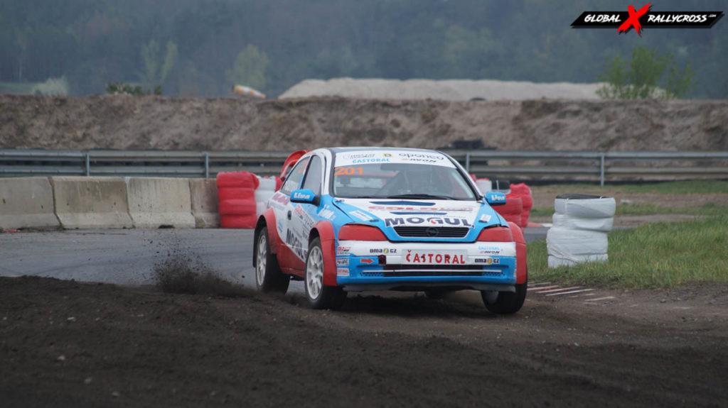Roman Castoral - SuperNational - FIA CEZ