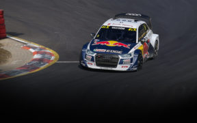 EKS Audi S1 RX Autodrom Słomczyn Trening