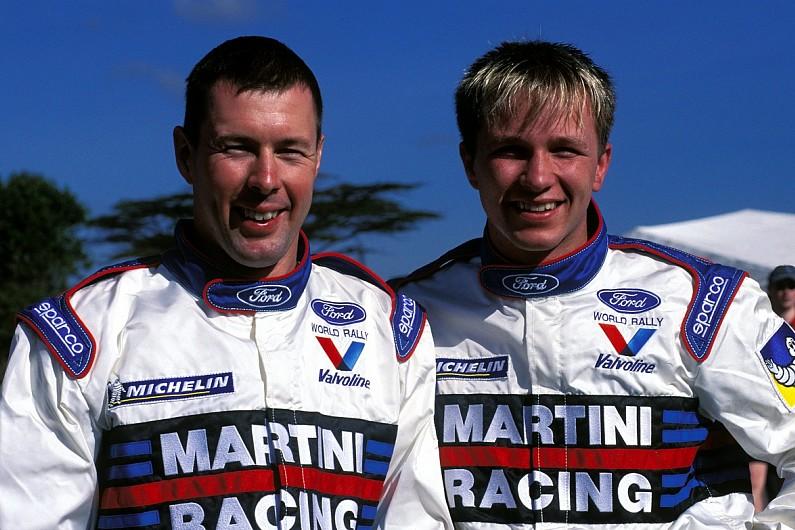 Colin McRae & Petter Solberg