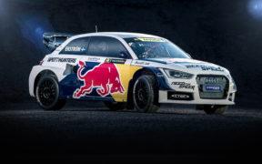 World RX Ekstrom Audi S1