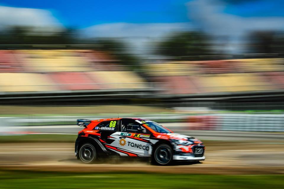 GRX Taneco | Niclas Gronholm | Hyundai i20